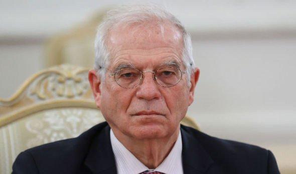 Joseph Borrell Russia