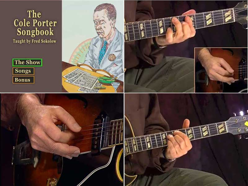 Fred Sokolow - The Cole Porter Songbook