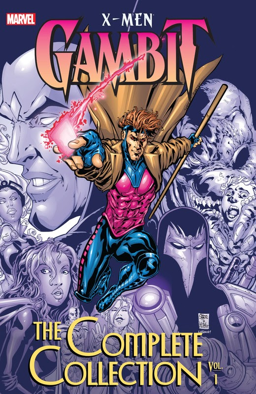 X-Men: Gambit: The Complete Collection (2016) - complete