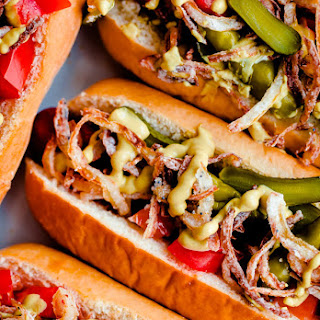 Windy City Hot Dogs with a Twist.