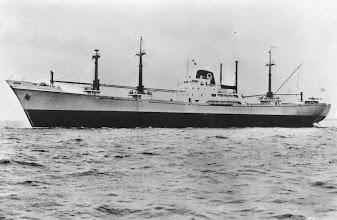 Photo: WAARDRECHT at sea trials (PHs. VAN OMMEREN)