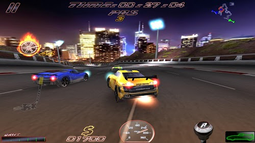 Screenshot 2 Speed Racing Ultimate Varies with device APK hack