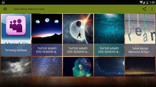 Tafsir Mimpi Menurut Islam screenshots 7
