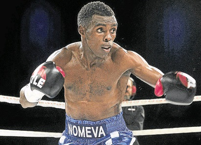 Xolisani 'Nomeva' Ndongeni will be out to prove he has not lost any of his sharpness when he returns to the ring.