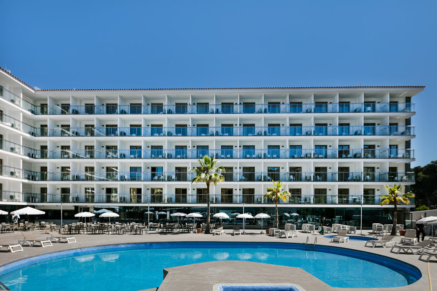 Hotel best san diego salou web oficial for Blau hotels oficinas centrales