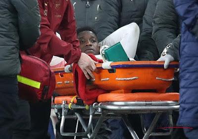 Arsenal donne des nouvelles de son joueur gravement blessé Danny Welbeck