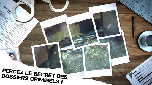 Ru00e9cit de du00e9tective : Dossier Jack - Objets cachu00e9s  captures d'u00e9cran 2