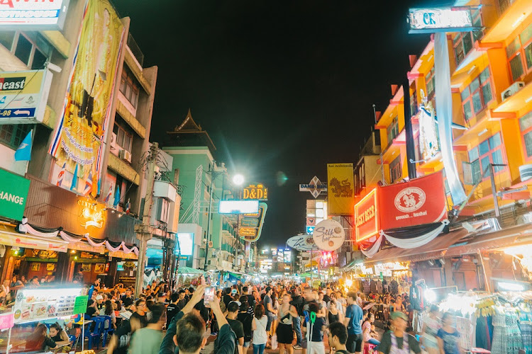 Globetrotting gourmands have named Bangkok and Taipei the top destinations for street food.