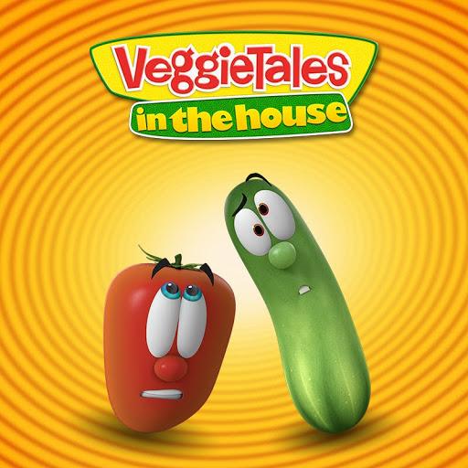 Larry Veggietales House