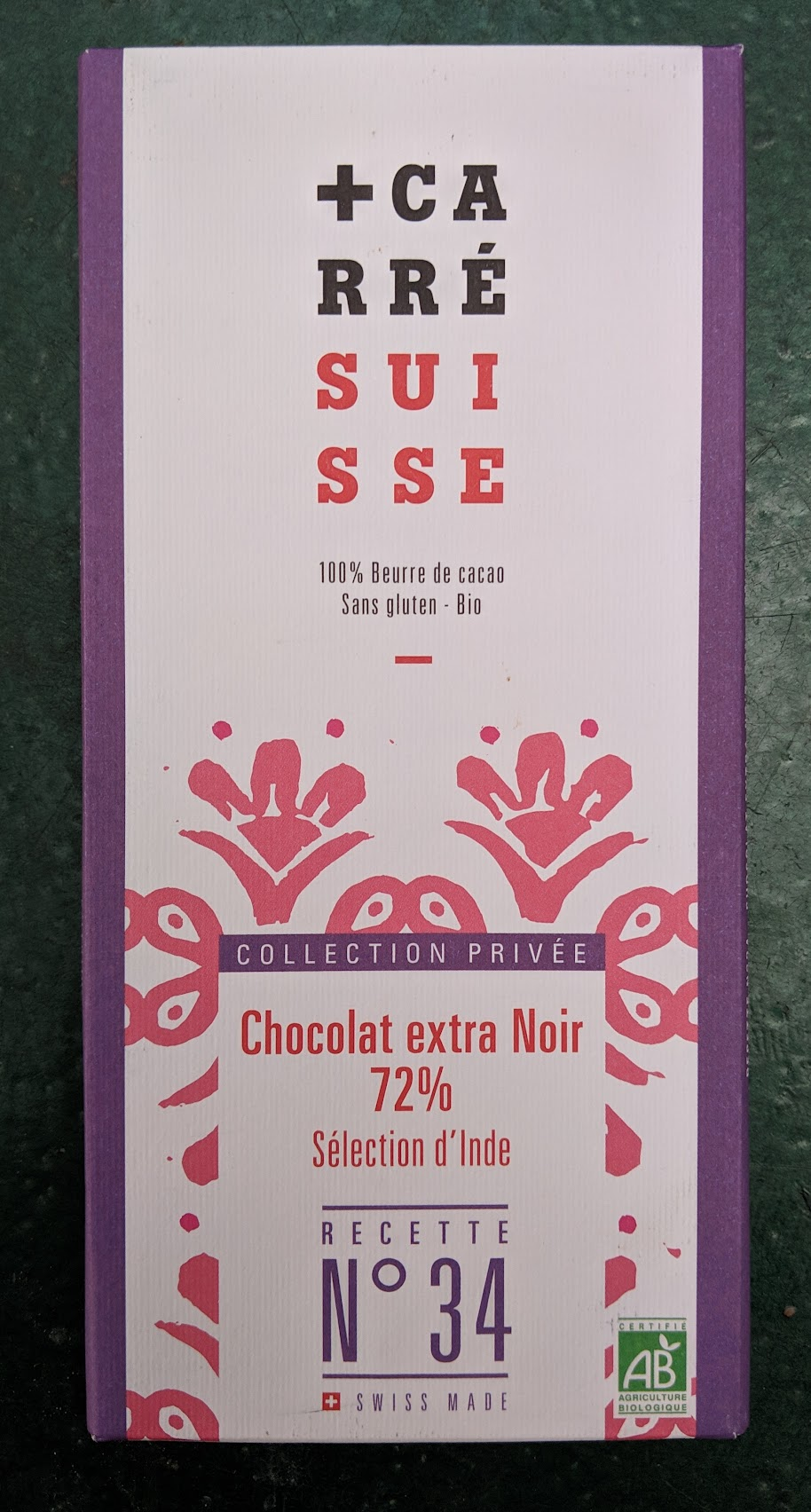 72% carre suisse bar