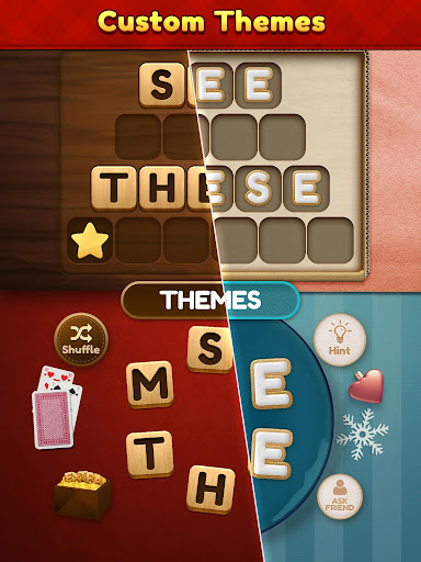 Word Crafty - Offline Word Game image | 9