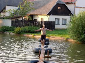 Photo: na neckyjádě v Líšný bylo veselo