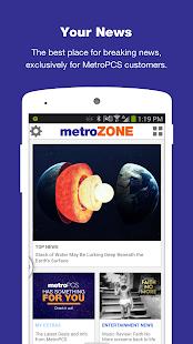 MetroZone for PC-Windows 7,8,10 and Mac apk screenshot 1