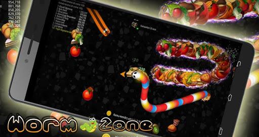 Worm io Zone : Snake io 2020  screenshots 1
