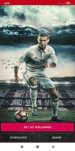Ronaldo Wallpaper HD 1.11 Screenshots 7