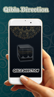 Qibla Compass Finder Namaz Timing Mosque Location - náhled