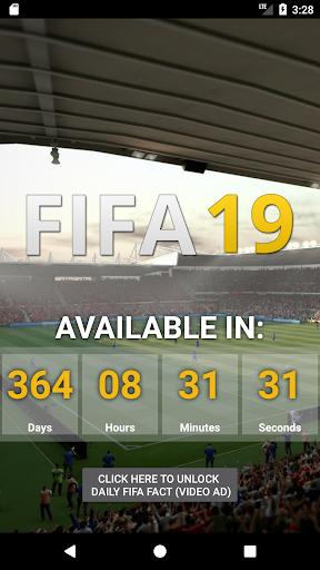 Countdown to FIFA 19 1.4 screenshots 1