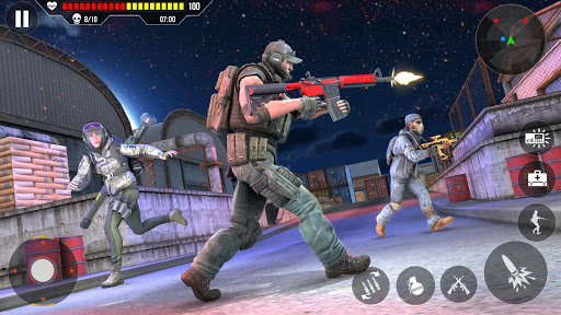 Critical Secret Mission: FPS Action Shooter Game 1.0 screenshots 1