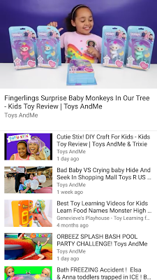 Toys And Me Videos - screenshot