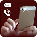 Flash On Call and SMS Icon