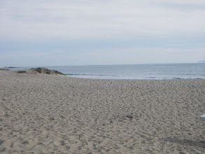 Photo: Beach at the end of our street!