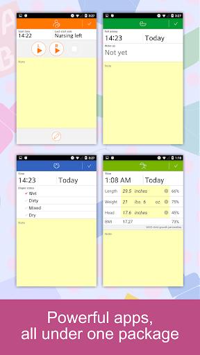 Baby Tracker - Feed,Diaper Log Screenshot