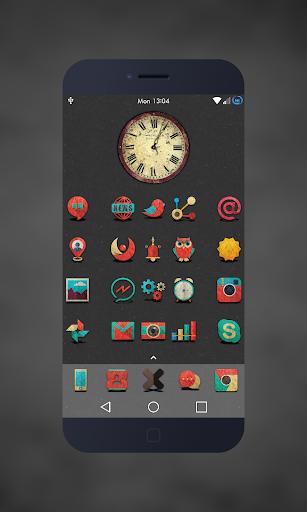 Retron-UI Icon Pack screenshot 10