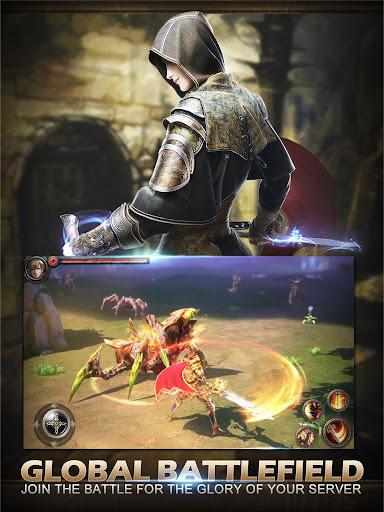 Blades and Rings Screenshot