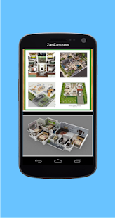 The New House Plan 3D for PC-Windows 7,8,10 and Mac apk screenshot 2