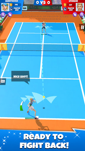 Tennis GO : World Tour 3D 0.5.1 screenshots 4