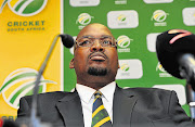 Cricket SA president Chris Nenzani said he will respond to a letter sent to him by the Central Gauteng Lions cricket board.File Photo