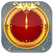 Royal Clock Widget