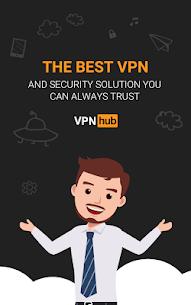 VPNhub Best FREE VPN & Proxy – Protect Privacy 7