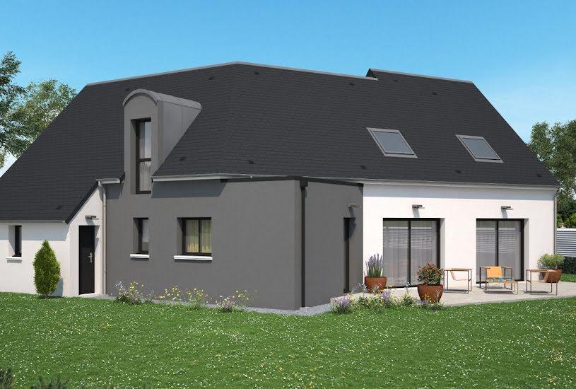 Vente Terrain + Maison - Terrain : 606m² - Maison : 164m² à Candé (49440)