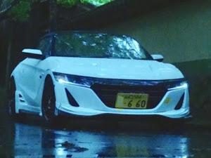 S660 JW5のカスタム事例画像 ガンバれコぱンダ!さんの2020年07月08日22:44の投稿