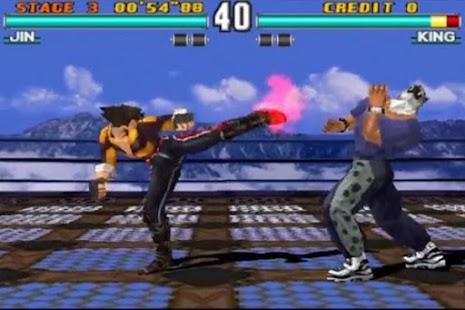 New Tekken 3 King Hint - náhled