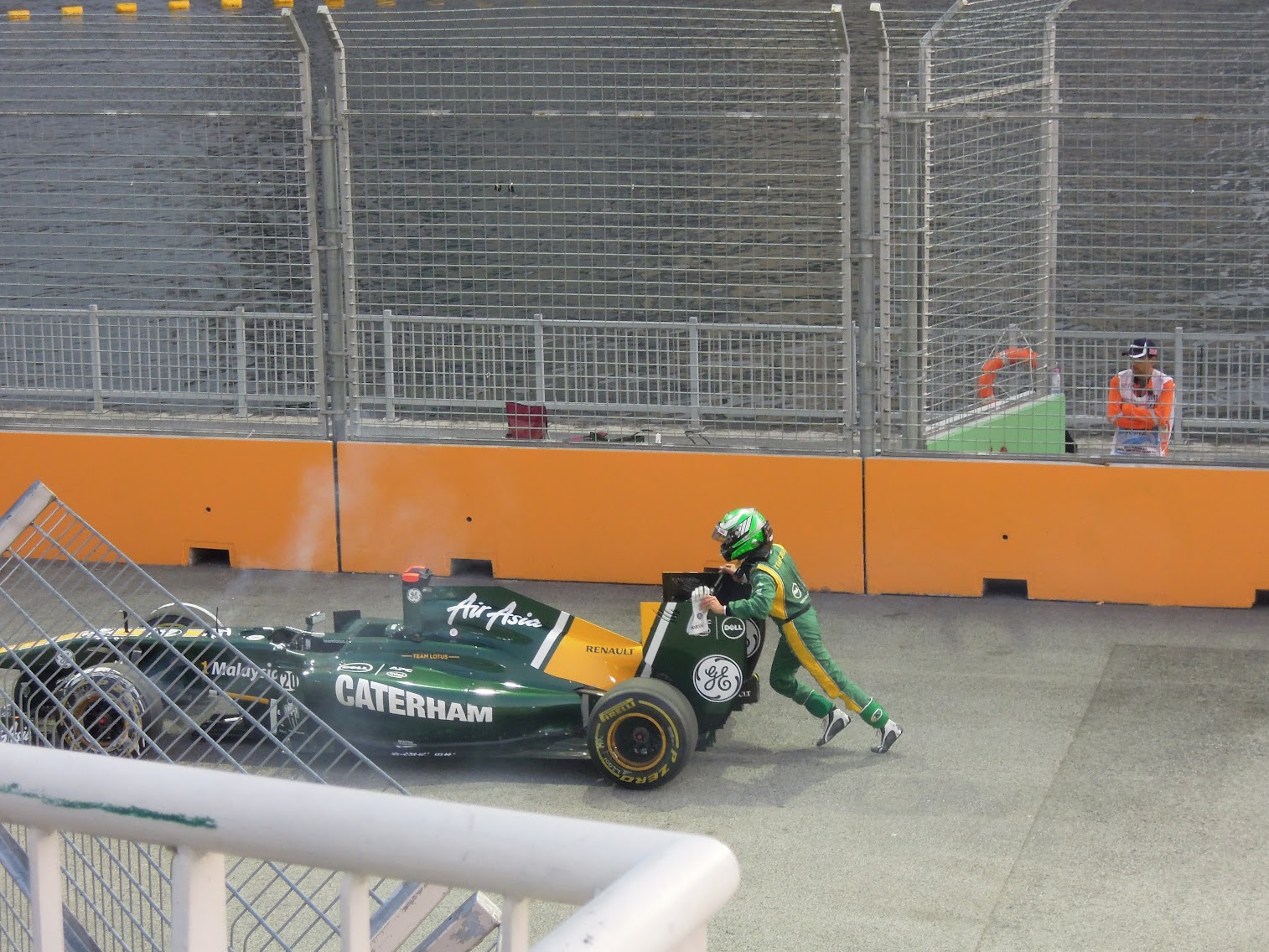 Heikki Kovalainen Team Lotus