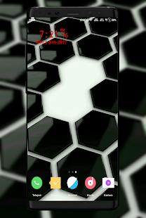 Black Wallpaper - náhled