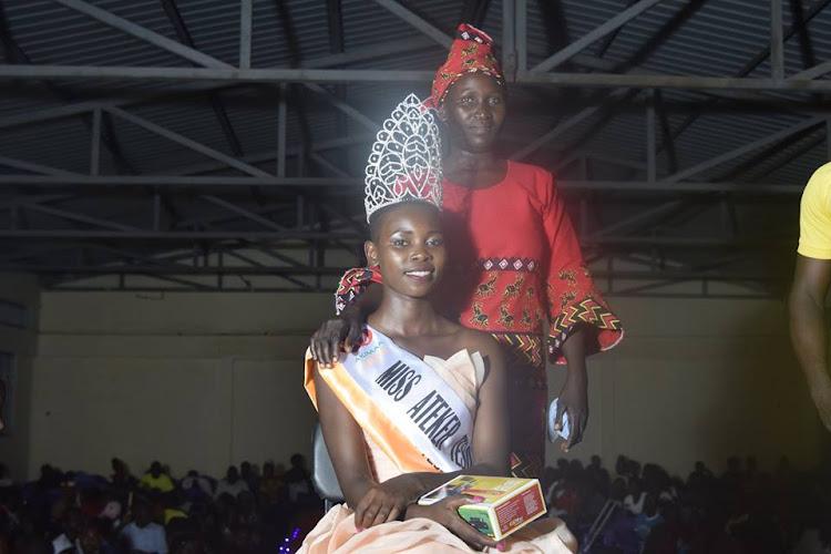 Image result for Hellen Ajulu miss Ateker Teso Crown