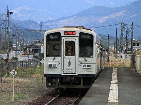くま川鉄道 KT-505 多良木駅