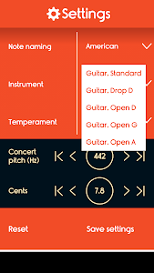 Best Metronome & Pitchfork screenshot 23