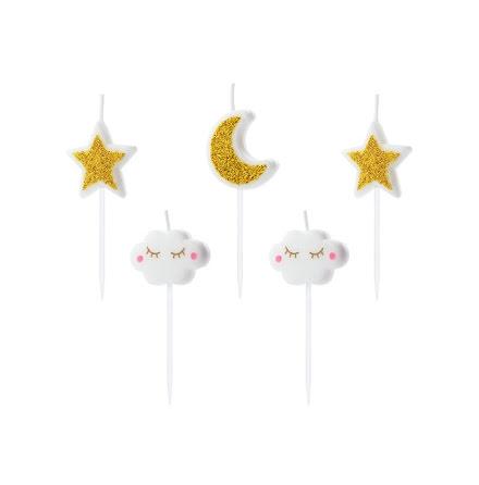Tårtljus - Little Star