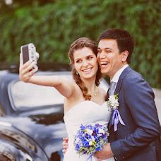 Wedding photographer Mikhail Leschenko (redhuru). Photo of 15.07.2015