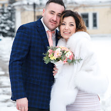 Wedding photographer Natalya Borisova (kukushkinaphoto). Photo of 30.03.2018