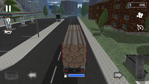 Cargo Transport Simulator 1.11 screenshots 9