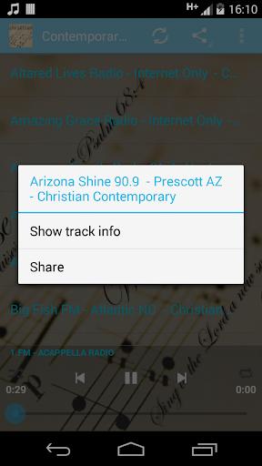 玩免費音樂APP|下載Contemporary Christian MUSIC app不用錢|硬是要APP