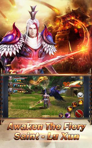 Dynasty Legends: Awake-Let's Fight! 7.3.101 screenshots 2