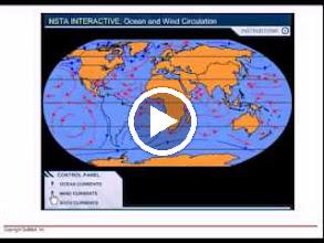 Video: การหมุนเวียนของกระแสน้ำและกระแสลมของโลก (1.6 MB)