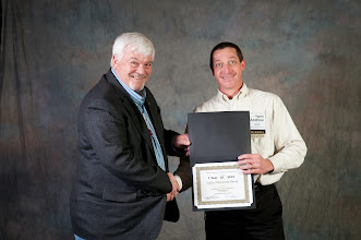 Photo: 1-Year Safety Award | Harrison Sand & Gravel Co. - Metamora Pit, Andy Gauck
