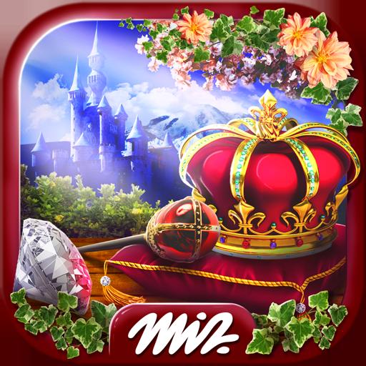 解謎App|隠されたアイテム王女城 LOGO-3C達人阿輝的APP